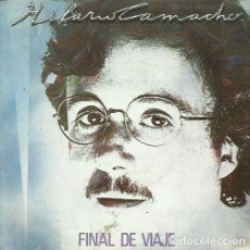 Discos de vinilo: HILARIO CAMACHO. SINGLE PROMOCIONAL. SELLO MOVIEPLAY. EDITADO EN ESPAÑA. AÑO 1981. Lote 122665547