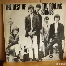 Discos de vinilo: THE ROLLING STONES ---- THE BEST OF. Lote 122667911