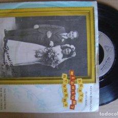 Discos de vinilo: KEVIN ROWLAND - BECAUSE OF YOU + KATHLEEN MAVOURNEEN - SINGLE UK 1986 - MERCURY. Lote 122675723