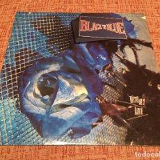 Discos de vinilo: BLACK 'N BLUE -WITHOUT LOVE- (1985) LP DISCO VINILO. Lote 122682411
