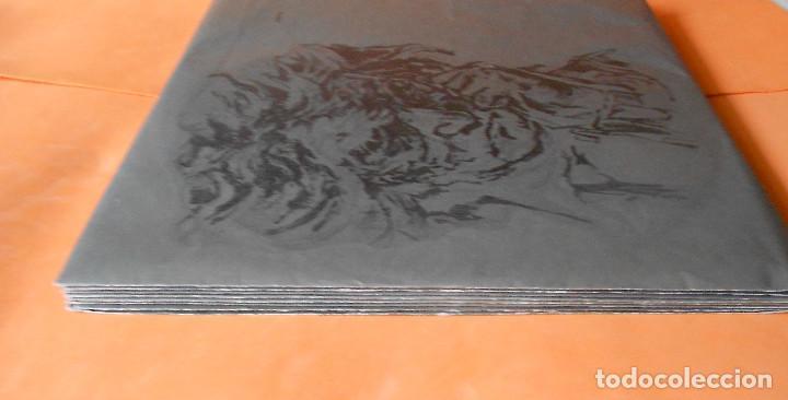 Discos de vinilo: BEETHOVEN - LAS 9 SINFONÍAS EN 8 DISCOS - EDICION DEUSTCHE GRAMOFON 1966. - HERBERT VON KARAJAN - Foto 6 - 122705339