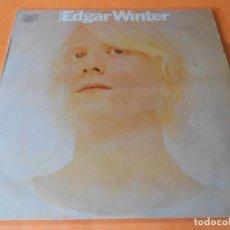 Discos de vinilo: EDGAR WINTER - ENTRANCE- EPIC- 1970- RARO- CARA A CON RUIDOS DE FONDO.. Lote 122707099