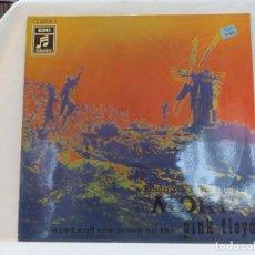 Discos de vinilo: 0417 PINK FLOYD - SOUNDTRACK FROM THE FILM MORE - LP1969 FABRICADO EN ALEMANIA . Lote 122708807