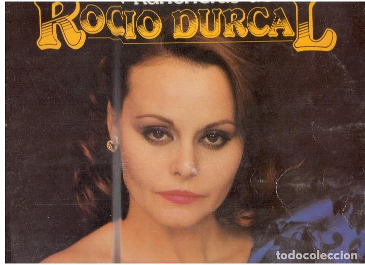 ROCIO DURCAL - LAS RANCHERAS - LP/VINILO - ESPAÑA - 1983 (Música - Discos de Vinilo - Maxi Singles - Pop - Rock Internacional de los 90 a la actualidad)