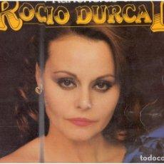 Discos de vinilo: ROCIO DURCAL - LAS RANCHERAS - LP/VINILO - ESPAÑA - 1983 . Lote 122709847