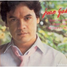 Discos de vinilo: JUAN GABRIEL LA FARSANTE . Lote 122712527