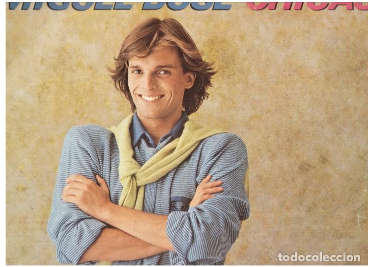 MIGUEL BOSE CHICAS (Música - Discos de Vinilo - Maxi Singles - Pop - Rock Internacional de los 90 a la actualidad)
