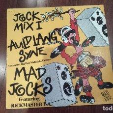 Dischi in vinile: MAD JOCKS FEATURING JOCKMASTER B.A.MAXI ESPAÑA. Lote 122717371