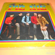 Discos de vinilo: PIC NIC. LP. PIC NIC . HISPAVOX 1968. CON JEANETTE EN SUS INICIOS. RARO.. Lote 122761903