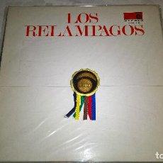 Discos de vinilo: LOS RELAMPAGOS - 6 PISTAS . Lote 122766995