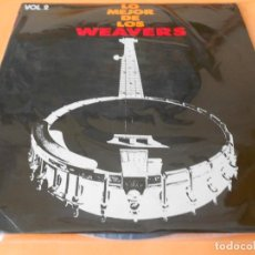 Discos de vinilo: LO MEJOR DE LOS WEAVERS - VOLUMEN DOS. MOVIEPLAY. 1970. Lote 122770323