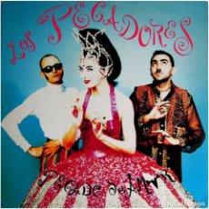 Discos de vinilo: LOS PECADORES (IÑAKI FERNÁNDEZ-GLUTAMATO YE-YÉ) - LP SPAIN 1991 - GASA 4G0475 . Lote 122777355