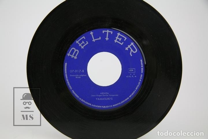 Discos de vinilo: Disco Single De Vinilo - Yamasuki's Y Aieaoa - Belter - Año 1971 - Foto 2 - 122778332