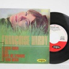 Discos de vinilo: DISCO EP DE VINILO - FRANÇOIS HARDY / LE QUIERO TODAVIA, CELOSO - VOGUE - AÑO 1964. Lote 122784243