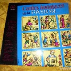Vinyl-Schallplatten - CANTES ANDALUCES DE LA PASION. DISCOTECA PAX, 1966. IMPECABLE - 122792083