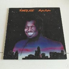 Discos de vinilo: LOTE MAXI TONY LEE NIGHT LIGHTS SELLO MAX 1987. Lote 122794223