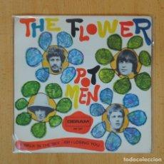 Discos de vinilo: THE FLOWER POT MEN - A WALK IN THE SKY / AM I LOSING YOU - SINGLE. Lote 122796307