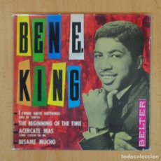 Discos de vinilo: BENE KING - I (WHO HAVE NOTHING) + 3 - EP. Lote 122803464