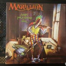 Discos de vinilo: L.P. - MARILLION - SCRIPT FOR A JESTER'S TEAR - EDICION ESPAÑOLA - 066 107715 1. Lote 122818952