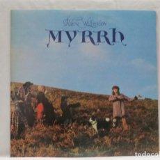 Discos de vinilo: 0453 ROBIN WILLIAMSON - MYRRH - LP 1972 FOLK INGLES. Lote 122825103