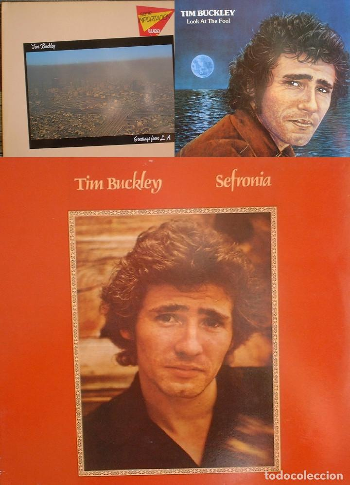 Tim buckley greetings from lasefronialook comprar discos lp tim buckley greetings from lasefronialook at the fool 3 m4hsunfo