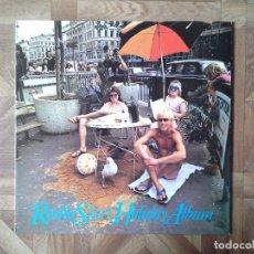 Discos de vinilo: RADIO STARS - HOLYDAY ALBUM - 2º LP 1978 - CARPETA EX- VINILO EX. Lote 122853183