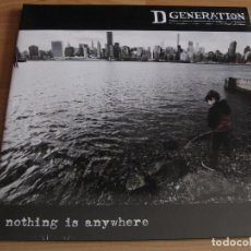 Discos de vinilo: D GENERATION: NOTHING IS ANYWHERE / DANZIG, BLACK MOUNTAIN, KVLERTAK, DEAD BOYS, WARZONE.... Lote 215730636