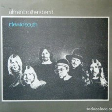 Discos de vinilo: THE ALLMAN BROTHERS BAND / IDLEWILD SOUTH.. Lote 122876447