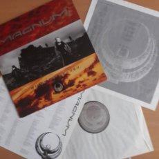 Discos de vinilo: MAGNUM · WINGS OF HEAVEN [LP]. Lote 122876603