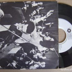 Discos de vinilo: LORNA & THE SMOKERS - COME TO FLAVOR - SINGLE PROMOCIONAL SUIZO - SOUNDELL. Lote 122879443