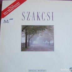 Discos de vinilo: LP - SZAKCSI - SA-CHI (GERMANY, GRP RECORDS 1988). Lote 122897287