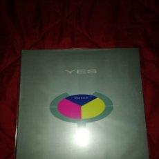 Discos de vinilo: LP DE YES - 90125. Lote 122908532