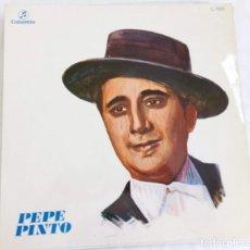 Discos de vinilo: PEPE PINTO. Lote 122908899