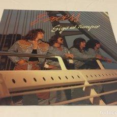 Discos de vinilo: EXCESS - SIGO AL TIEMPO LP (AOR, NIAGARA, TARZEN, JÚPITER). Lote 122934494