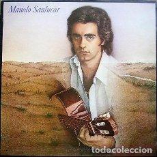Discos de vinilo: MANOLO SANLUCAR - ...Y REGRESARTE (A MIGUEL HERNÁNDEZ). Lote 122941015