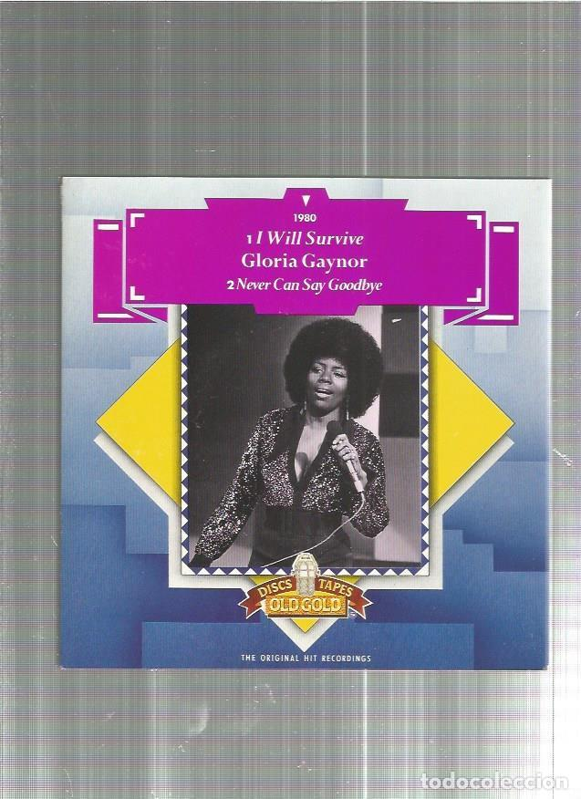 GLORIA GAYNOR I WILL SURVIVE (Música - Discos - Singles Vinilo - Funk, Soul y Black Music)