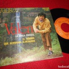 Discos de vinilo: VALEN LA CHICA SOÑADA/QUE SEMBRABA ALMENDROS 7 SINGLE 1971 RCA RAFAEL FERRO. Lote 122968019