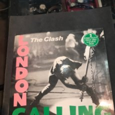Discos de vinilo: THE CLASH DOBLE LP DE 1979. Lote 122969876