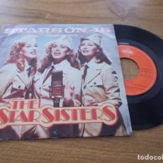 Discos de vinilo: . STARS ON 45. PROUDLY PRESENTS THE STAR SISTERS. Lote 122976739