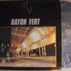 Discos de vinilo: RAYON VERT - MAXI SINGLE 1987 - IPS&CO. Lote 122991003