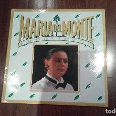 Discos de vinilo: MARIA DEL MONTE-EUCALIPTOS.MAXI. Lote 122994995