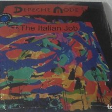 Discos de vinilo: DEPECHE MODE - THE ITALIAN JOB - 3 LPS. Lote 195388027