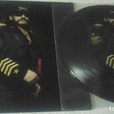 Discos de vinilo: MOTORHEAD - PICTURE DISC -. Lote 123008571