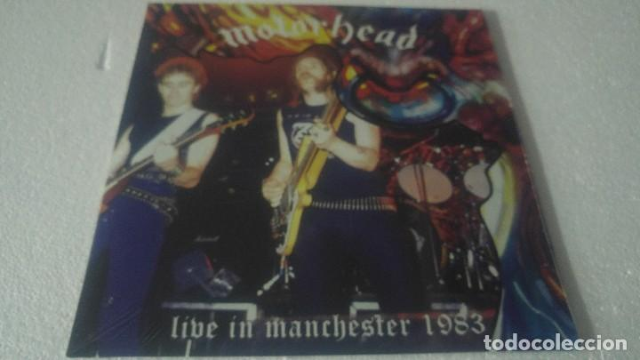 Motorhead - live in manchester 1983 - - Sold through Direct