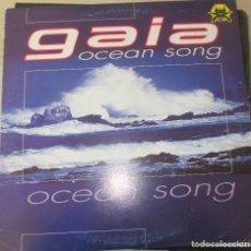 Discos de vinilo: GAIA ?– OCEAN SONG - MAXI 2002. Lote 123008743