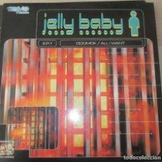 Discos de vinilo: HIXXY & STYLES* / STYLES & BREEZE ?– JELLY BABY E.P.1 -MAXI 2002. Lote 123008787
