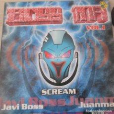 Discos de vinilo: BOSS MA ?– VOL. I - SCREAM - MAXI 2000. Lote 123009583
