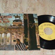 Discos de vinilo: JOSE GORDILLO Y SU CONJUNTO LOS SELEN - GITANO POP (FLAMENCO PROGRESIVO)+3- EP VICTORIA 1972. Lote 123013787