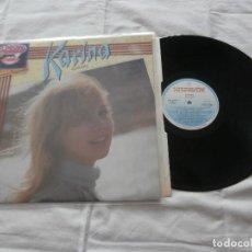 Discos de vinilo: KARINA LP COLORES *EDICION LA DECADA PRODIGIOSA* (1986) *** VINILO NUEVO *** SELLO HISPAVOX. Lote 123015031