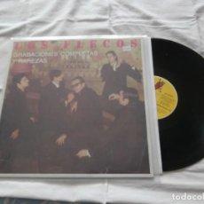 Discos de vinilo: LOS FLECOS LP GRABACIONES COMPLETAS Y RAREZAS 1965/1966 (1998) EDITA COCODRILO - VINILO NUEVO-. Lote 123016015